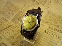 Vintage Men's Wrist Watch  LUCH  USSR