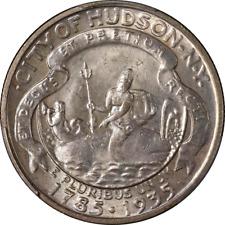 1935 Hudson Commem Half Dollar PCGS MS64 Great Eye Appeal Strong Strike