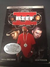Beef IV (DVD, 2007, Circuit City Exclusive)