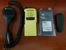 Motorola HT750 UHF 450-527 MHz 16Ch Package Latest Firmware Free Programming