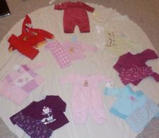 NEW HUGE LOT NWT Infant Baby Girls Clothes Size 3-6 months Winter Fall Outfits