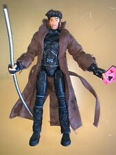 2003 Marvel Legends X-Men 2 Movie Gambit Custom X-Men uniform