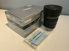Tamron SP 15-30mm f2.8 Di VC USD for Canon mount MINT WITH FAST UK DEL!!