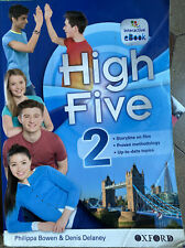 High Five 2 (P.Bowen;D.Delaney) ISBN 9780194603928