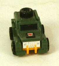 Transformers G1 Brawn Hasbro 1984