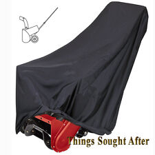 COVER for SINGLE STAGE SNOW THROWER Snowblower Snowthrower Blower Storage