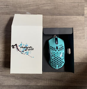 *SAME DAY SHIP* Air58 Mystic Blue Gaming Mouse