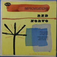 Red Norvo Improvisations Emarcy MG 26002 LP136
