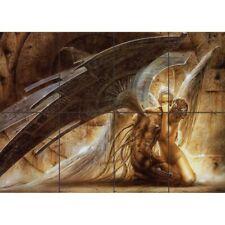 Fallen Angel Giant Wall Mural Art Poster Picture Print Picture 47x33 Inches