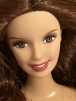 Barbie Brunette Auburn Hair Barbie. 🌹Mint Condition 🌹fast Ship! 🌹beautiful!