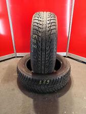 2x Winterreifen Nokian 235/55 R18 104H XL WR SUV3 DOT 14 ca. 8 mm (889)