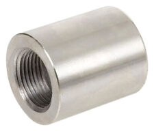 Smith Cooper  1 in. FPT   x 3/4 in. Dia. FPT  Stainless Steel  Reducing Coupling