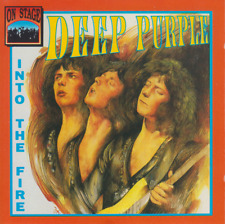 "DEEP PURPLE "" INTO THE FIRE,  CD """