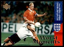 Upper Deck England 1998 - Worst Moments Holland - England 1993 # 61