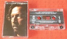 ERIC CLAPTON - UK CASSETTE TAPE - JOURNEYMAN