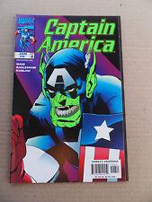 Captain America (vol3) 6 .  Marvel 1998 -   VF