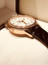 NEW! Montblanc111059 Bohème Date Automatic 30 mm Diamonds