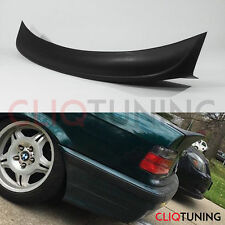 BMW E36 SEDAN CSL SPOILER / WING  (4door / saloon rear trunk bootlip lip )