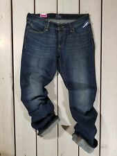 New The Old Navy Diva Women's Jeans Boot-Cut Low Rise Stretch Blue Stonewashed