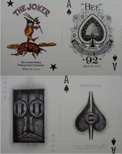 THEORY 11 - Deck ONE - Uncut Sheet - Playing Cards - Mint Condition