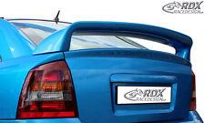RDX Heckspoiler Opel Astra G CC Schrägheck Heck Flügel Dach Spoiler Hinten