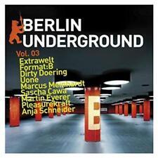 Berlin Underground Vol.3 von Various Artists (2015), Neu OVP, 2 CD