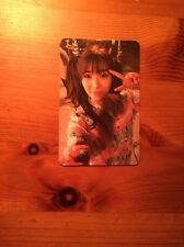 SNSD Girls Generation YOU THINK Official Tiffany Photocard MINT