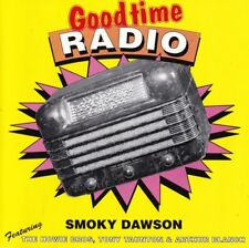 Smoky Dawson Rare OZ Only OOP CD Good time radio Howie Bros Country