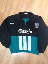 Liverpool Drill Top. Jacket. Adidas. 1992 1993 1994. Large.