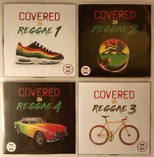 Covered In Reggae 1-4 JUMBO pack (4CD) RnB, Soul & Pop songs in Reggae WICKED!