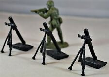 Toy Soldiers of San Diego TSSD WWII US Mortar TSSD-9MOR - Set of 3 DDay Patton