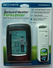 Acurite Backyard Weather Forecaster