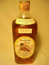 OLD Whisky SCOTTISH PEER  5YO   Cl.75  gr.43%  Imp. Metropolitan  di Roma