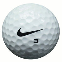 50 Nike One Mix Golfbälle im Netzbeutel AA/AAAA Lakeballs gebrauchte Bälle Golf