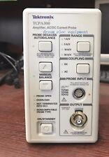 TEKTRONIX CURRENT PROBE SYSTEM TCPA300