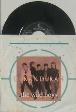 """Duran Duran the wild boys / i m looking for , 7"""" 45"""