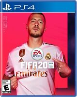 FIFA 20 PS4 for Sony PlayStation 4 Soccer Game 2019 2020 - BRAND NEW & SEALED