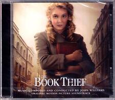 THE BOOK THIEF John Williams OST Soundtrack CD Die Bücherdiebin Brian Percival