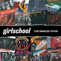 Girlschool - The Singles 1979-1984 (NEW VINYL LP)