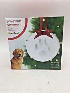 Pearhead Pawprints Dog & Cat Hanging Keepsake Ornament