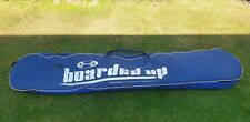 Boarded up Snowboard Bag - PADDED - up to 170cms Long Board