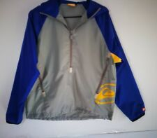 Quicksilver 1/2 zip spray jacket with hood  Size M FREE POSTAGE