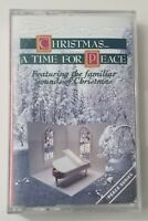 Dino Christmas A Time For Peace Cassette Tape 1982 Benson Music