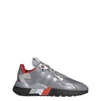 Adidas Nite Jogger Sneaker Uomo FV3787 Silvmt Silvmt C Black