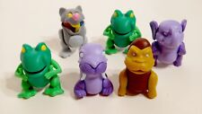 Kinder Egg Surprise Toys Animals Figures FERRERO w/Crayons Inside