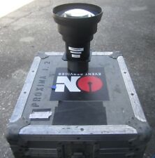 Short Throw High Precision zoom Lens with road-case.