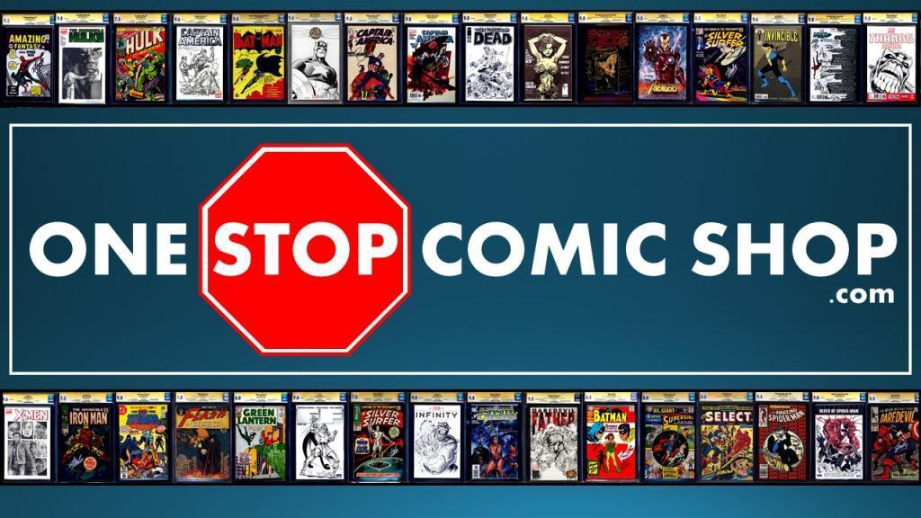 One Stop Comic Shop