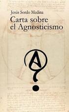 Carta Sobre el Agnosticismo (2014, Paperback)