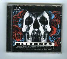 CD (NEW) DEFTONES
