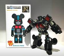 Medicom Be@rbrick Transformers 200% Age of Extinction Nemesis Prime Bearbrick 1p